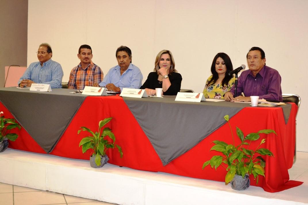 Preside Karina García reunión regional de información de ISAF y CEDEMUN