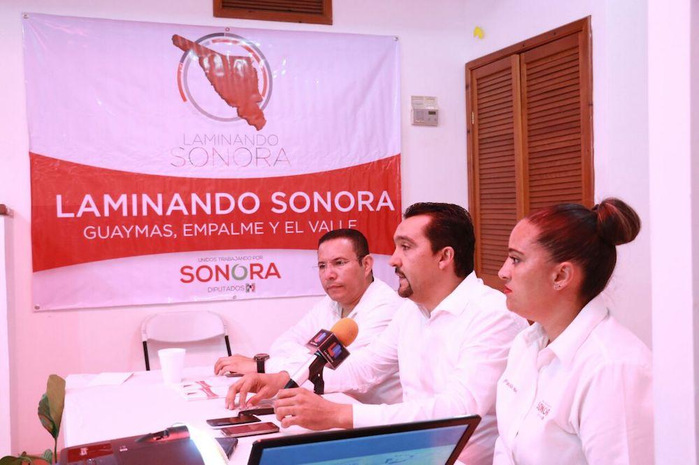 Laminando Sonora llega a Guaymas, Empalme y El Valle: Faly Buelna
