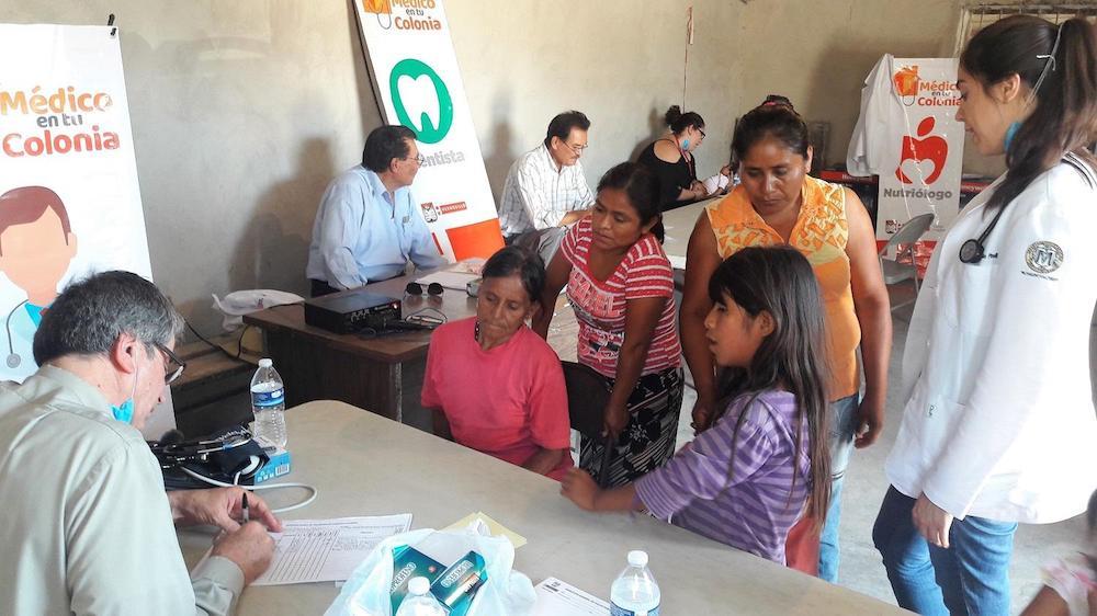 Extiende Salud Municipal de Hermosillo programa Médico en tu Colonia
