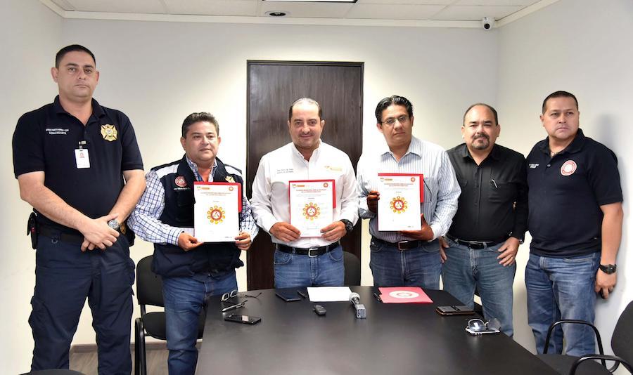 Se incorpora Radio Epicentro a la Alianza Municipal por la Cultura de la Protección Civil