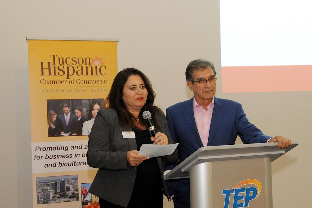 Presenta Secretario de Economía a arizonenses ventajas de inversión en Sonora