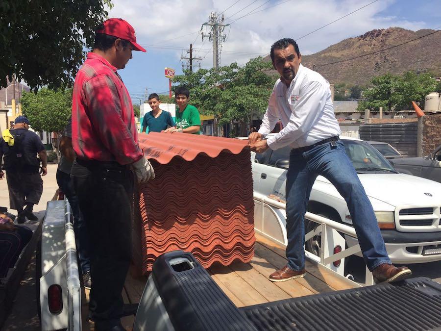 Seguimos trabajando para mejorar la calidad de vida de las familias de Guaymas, Empalme y El Valle: Faly Buena