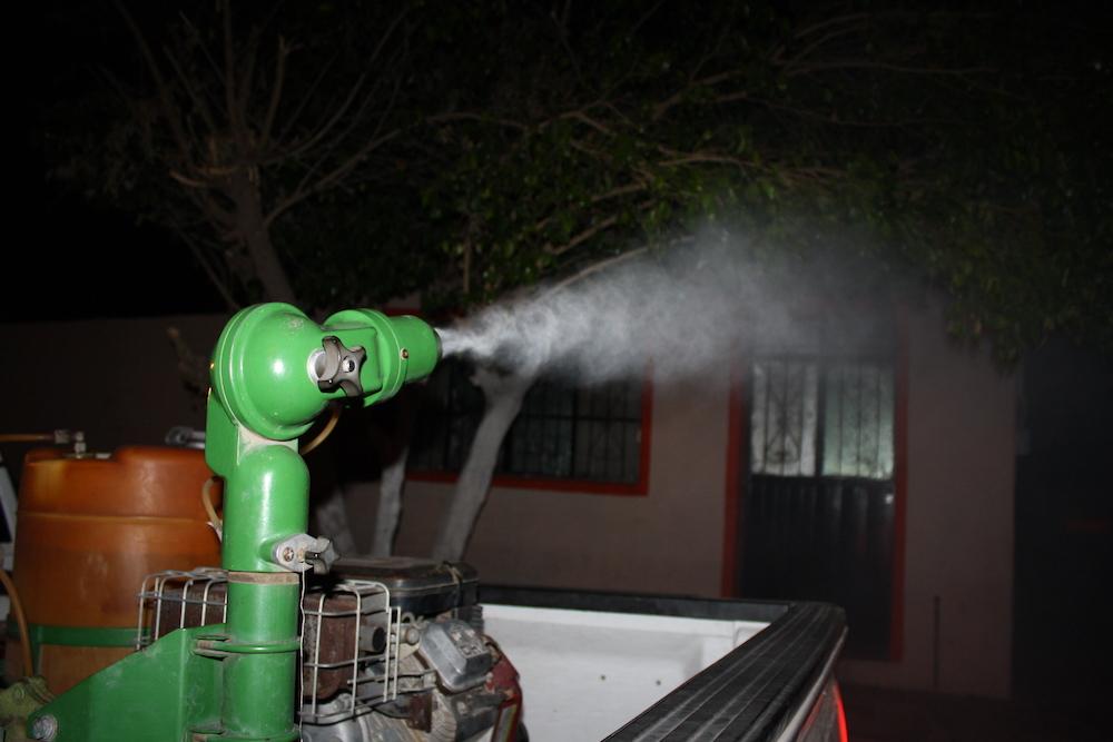 Llama Secretaría de Salud a no bajar la guardia en combate al mosco