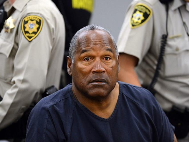 OJ Simpson pedirá libertad condicional tras 8 años preso