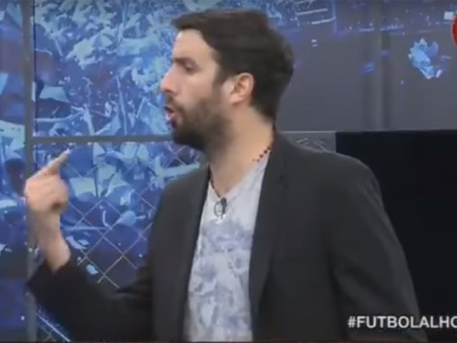 Periodista argentino asegura que la Liga MX es una mie&%#