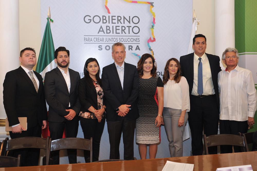 Promueve Sonora gobiernos abiertos con propuestas ciudadanas