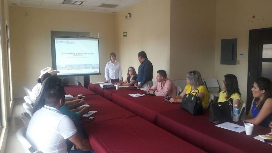 Capacita SIDUR a Municipios de la Sierra en ordenamiento territorial
