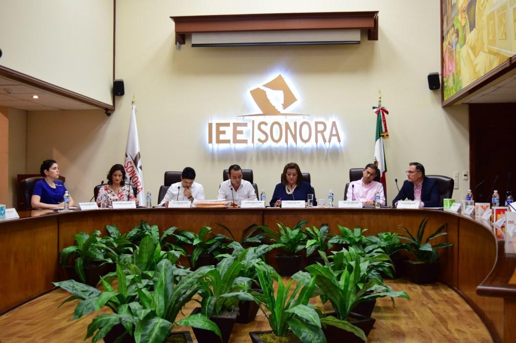 Firmará IEE Sonora Convenio General con el INE para Proceso Electoral 2017-2018