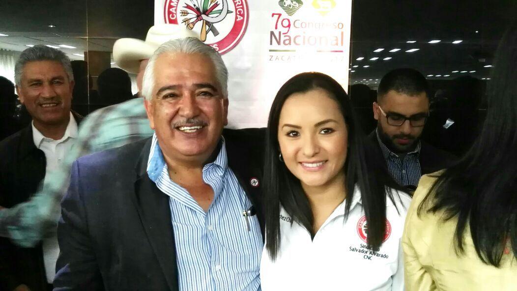 Iris Sánchez será la voz de los campesinos sonorense en cumbre del PRI
