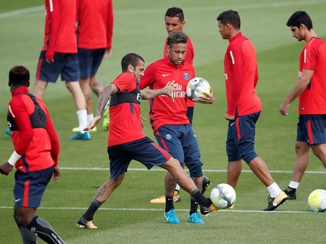 PSG recibe el pase internacional de Neymar