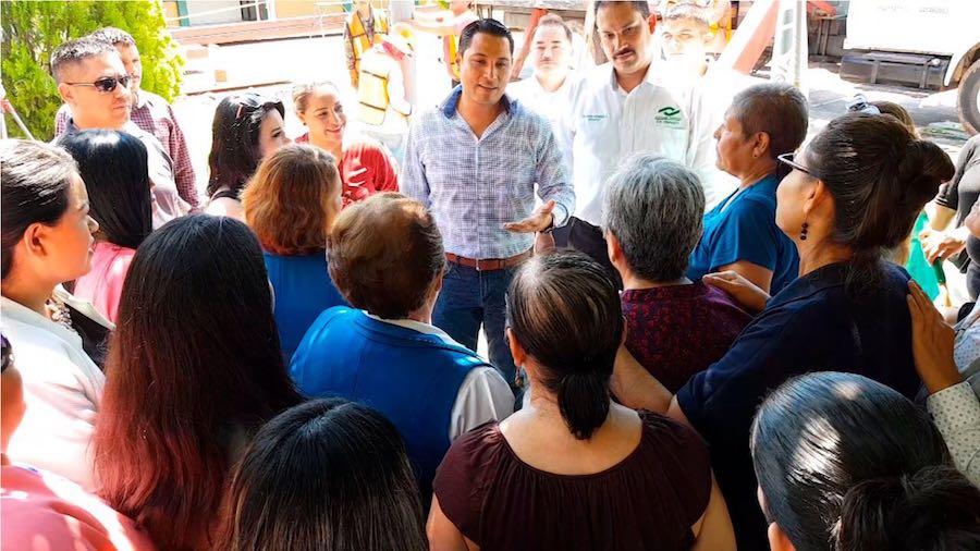 Invertir en obras de educación, es asegurar el futuro de Cajeme: Omar Guillén