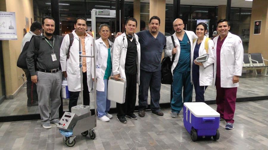 Atiende Sonora urgencia nacional de trasplante de corazón