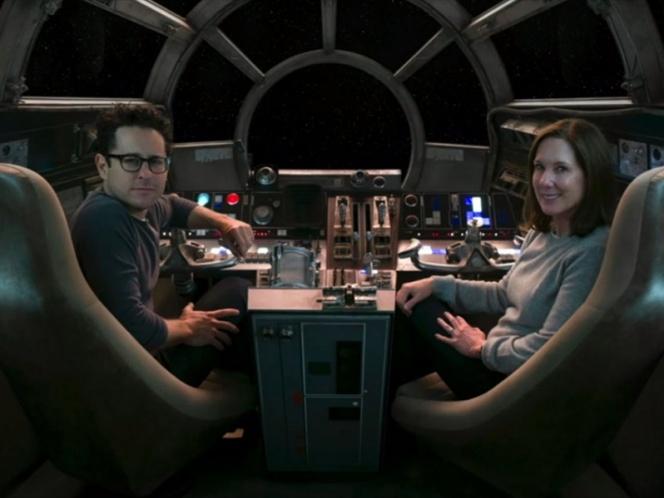 J.J. Abrams escribirá y dirigirá 'Star Wars IX'