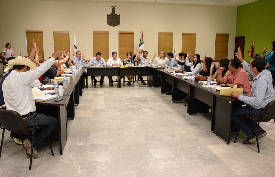 Aprueba Cabildo de Cajeme segundo informe del alcalde Faustino Félix Chávez