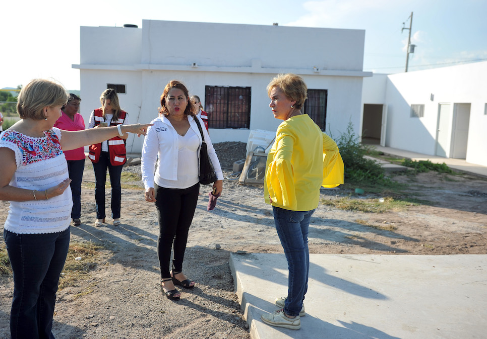 Inaugura Presidenta del Sistema DIF Sonora segunda ludoteca en Cajeme