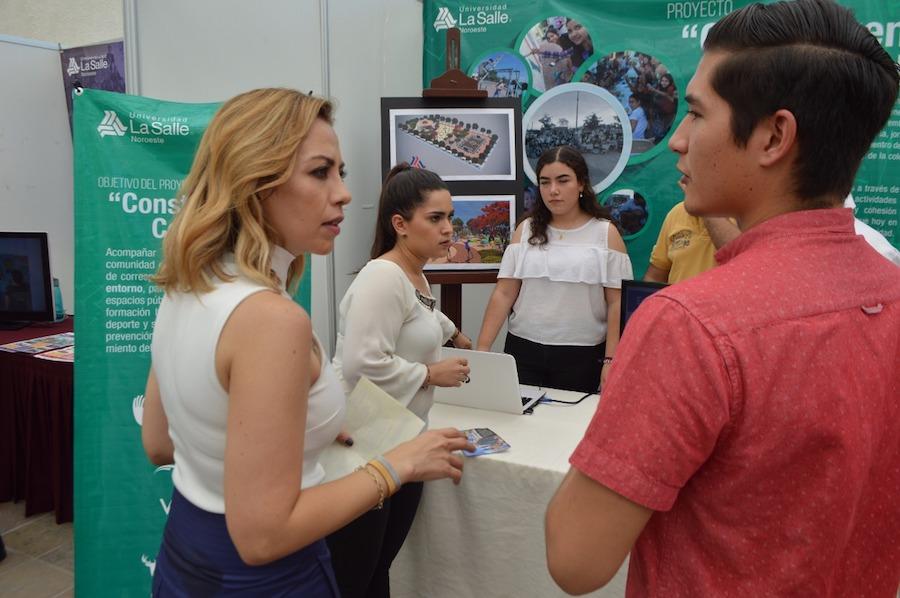 Realizan Expo Emprendedor 2017 Empoderamiento Jóvenes