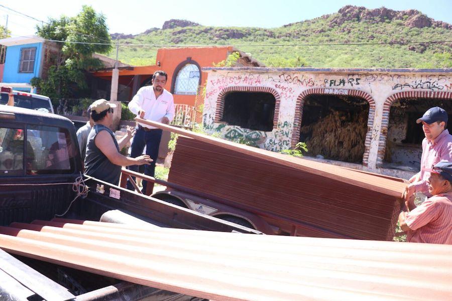 Se fortalece Laminando Sonora en Guaymas, Empalme y El Valle: Faly Buena