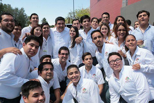 La apuesta está en los jóvenes: PRI Sonora