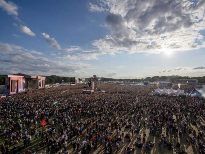 El Lollapalooza berlinés roza el colapso por récord de visitantes