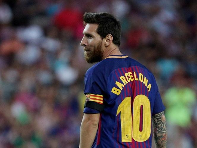 Barcelona garantiza la continuidad de Messi