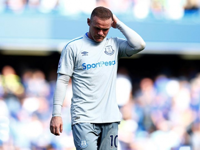 Arrestan a Rooney por conducir ebrio