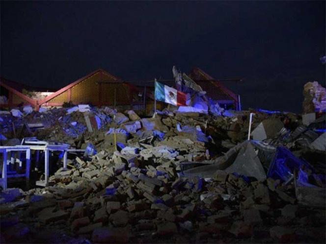 Encima de la pobreza histórica Oaxaca y Chiapas azotadas por huracán y sismo