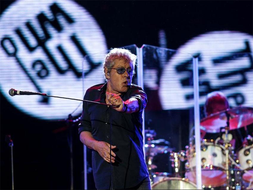 'Rock in Río' viaja en el tiempo con los legendarios The Who