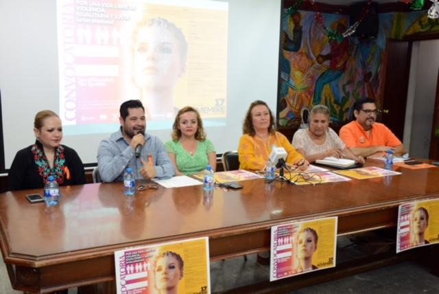LANZAN CONVOCATORIA DE ARTES PLÁSTICAS POR UNA VIDA LIBRE DE VIOLENCIA, IGUALITARIA Y JUSTA