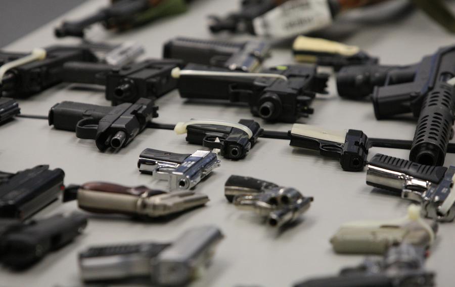 Cuántas armas habrá en el país ¿alguien sabrá?
