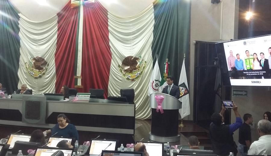Aprueban Ley sobre Cambio Climático en Sonora