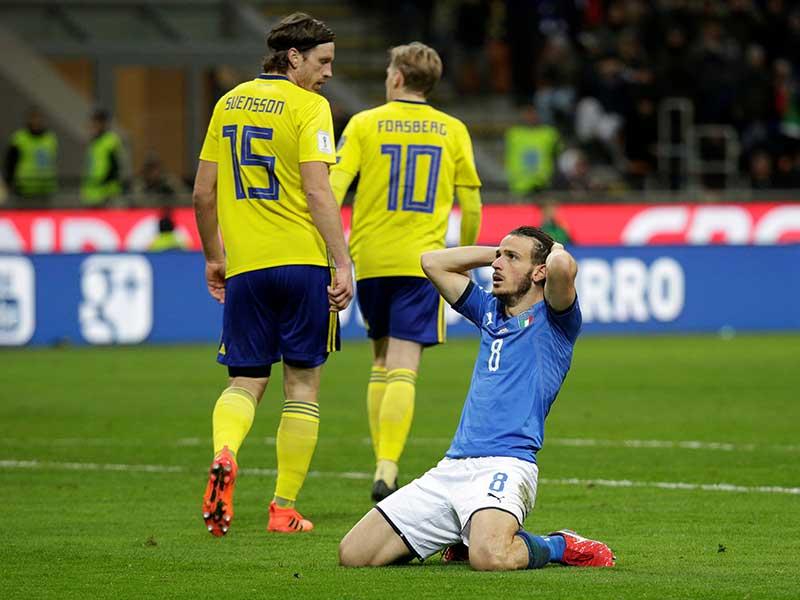 Italia y Buffón dicen adiós al Mundial