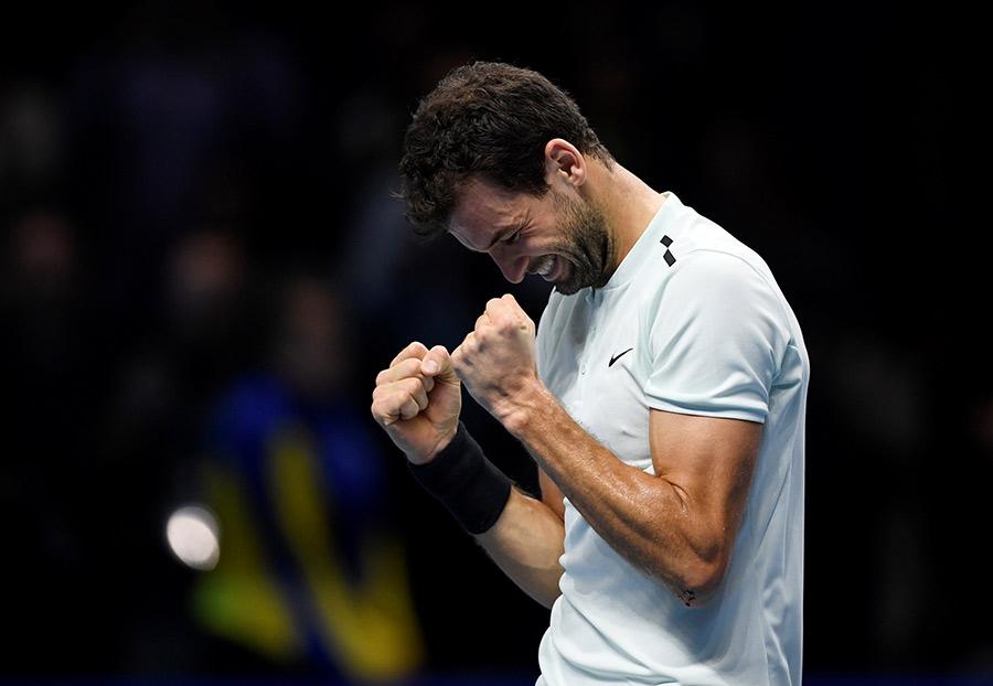 Dimitrov conquista la Copa Masters