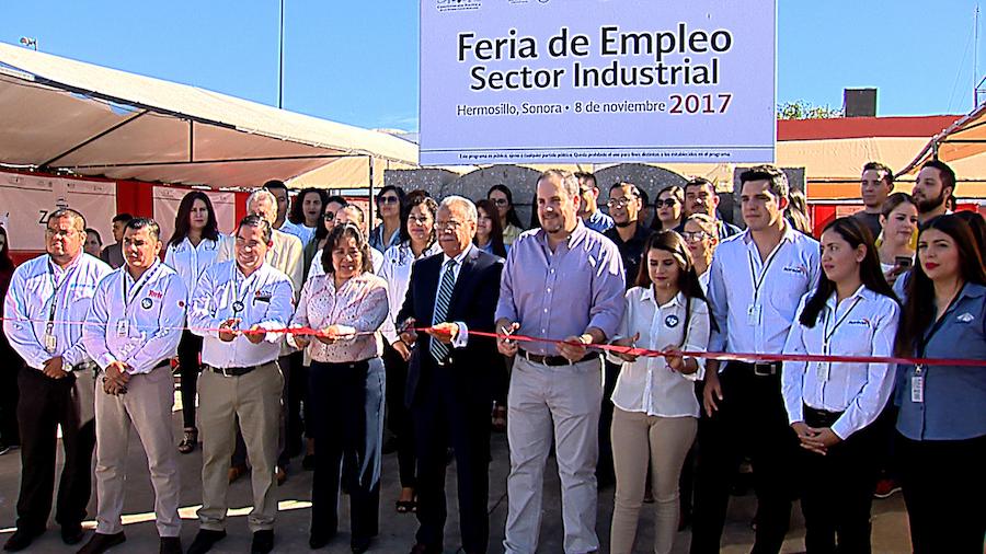 Sonora vive un momento de fortaleza económica y laboral sin precedente: Valenzuela Ibarra