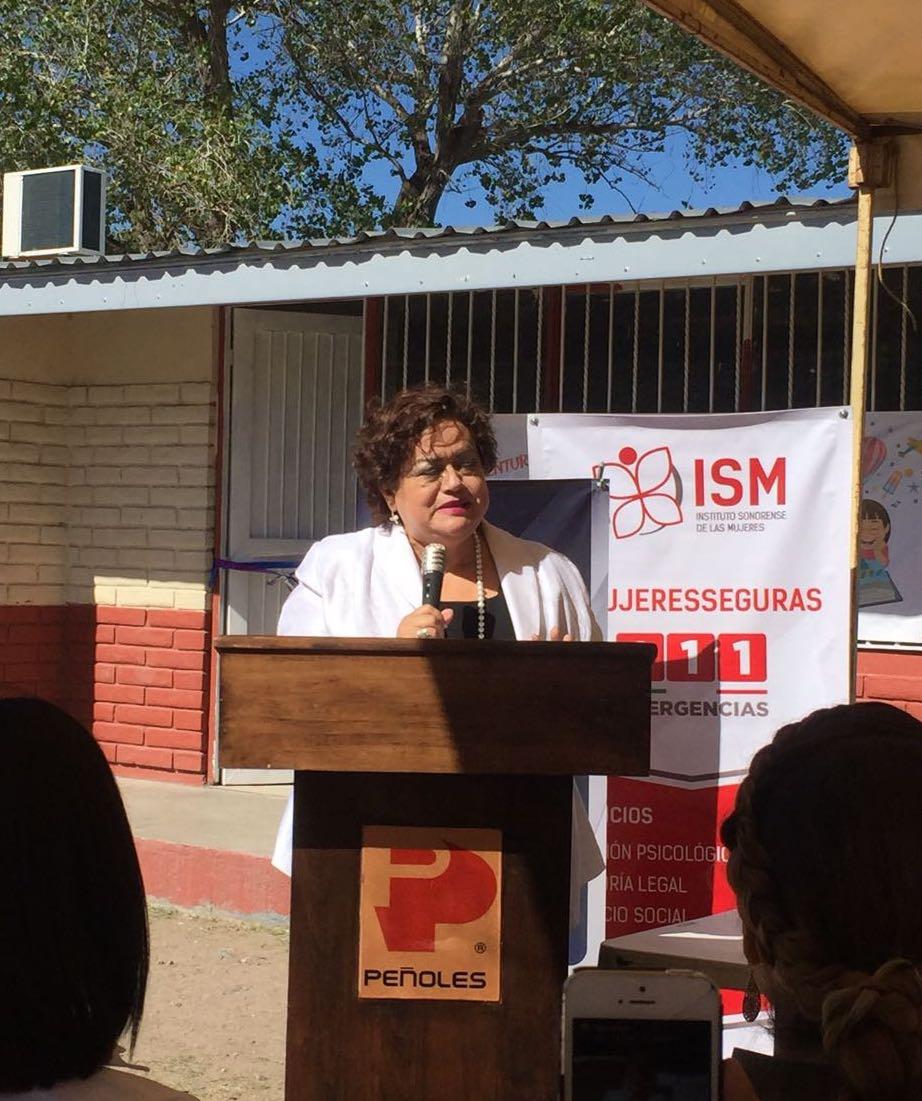 Trabajan ISM y Minera La Parreña por seguridad de mujeres y familias de Cuitaca