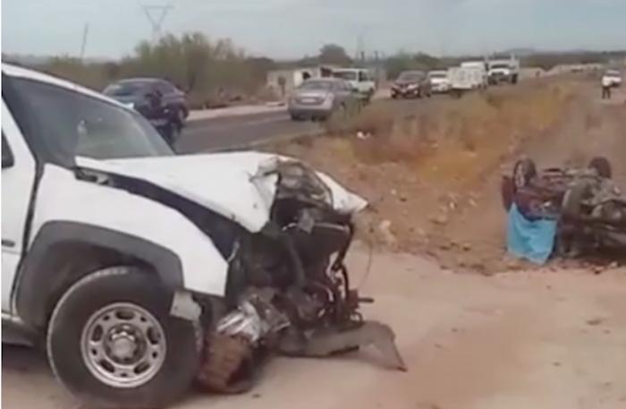 Una muerte más en la carretera federal 15 y contando