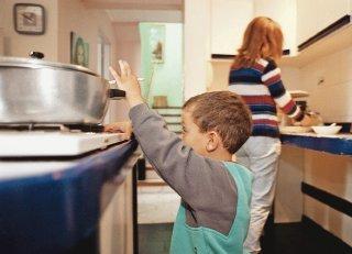 Niña de 2 años cayó en olla donde cocinaban carne ¿Cómo puede ser?