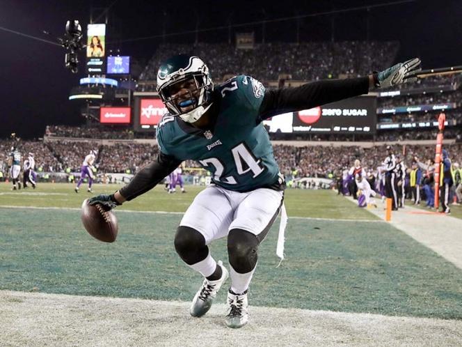 Las Águilas vuelan alto y van al Super Bowl LII