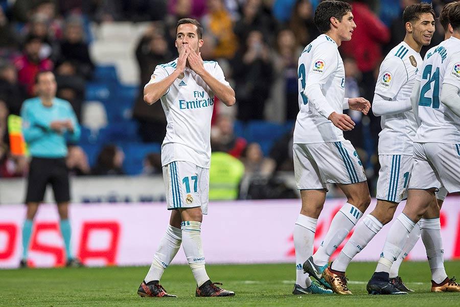 Real Madrid sigue en penumbras, pero avanza en la Copa del Rey