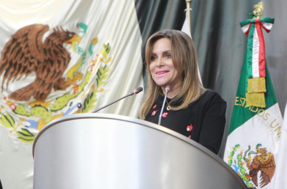 Eficientemos acciones para que el apoyo ciudadano llegue a los bomberos con inmediatez: Kitty Gutiérrez Mazón