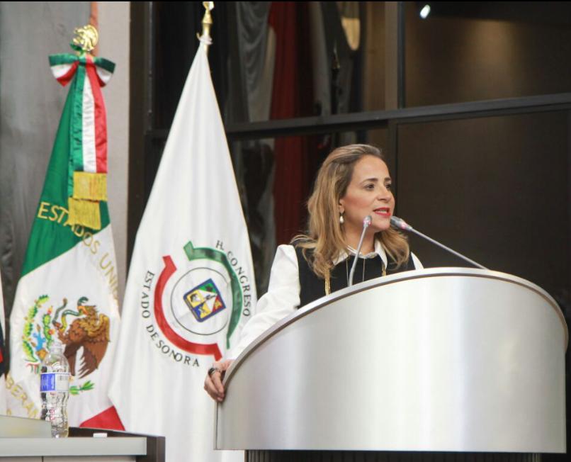 Facilitemos a los productores Sonorenses la venta de Bacanora bajo el esquema de producto típico regional: Flor Ayala