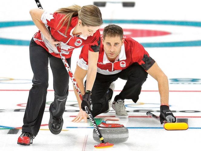 Los canadienses estrenan oro en Juegos Olímpicos de invierno