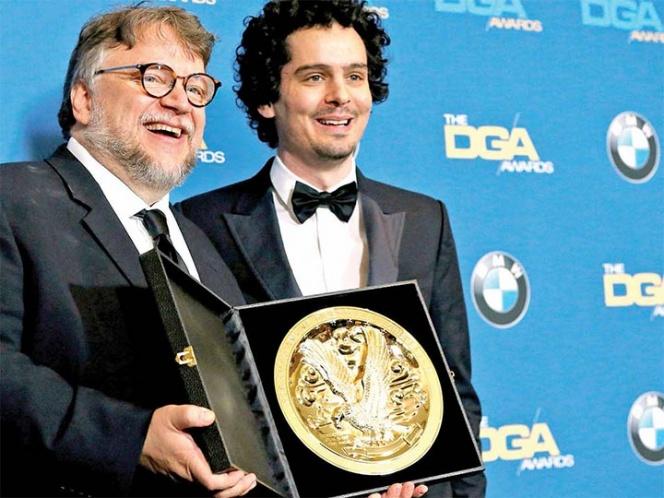 Guillermo del Toro a un sólo paso