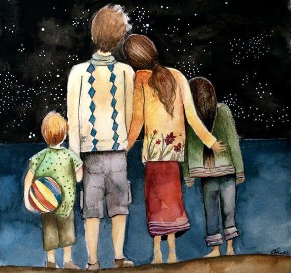Familia, lugar de perdón