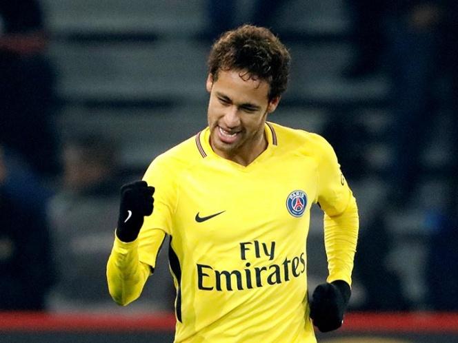 Neymar lidera lista definitiva de Brasil para el Mundial