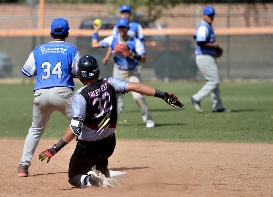 Concluye estaba estatal de la olimpiada de sóftbol, beisbol y boliche