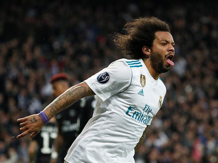 Real Madrid saca el colmillo ante el PSG