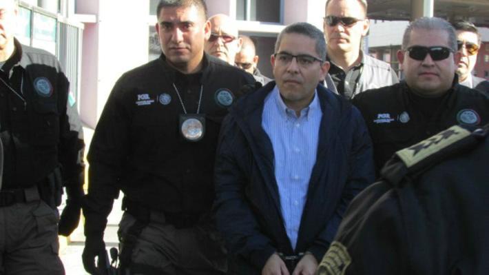 Ya salió de la cárcel Roberto Romero López