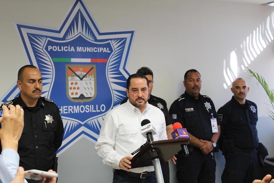 Captura Policía Municipal a presuntos implicados en robo con violencia y muerte de comerciante