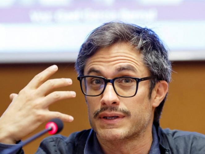 Gael habla en Foro de Derechos Humanos del cine de denuncia