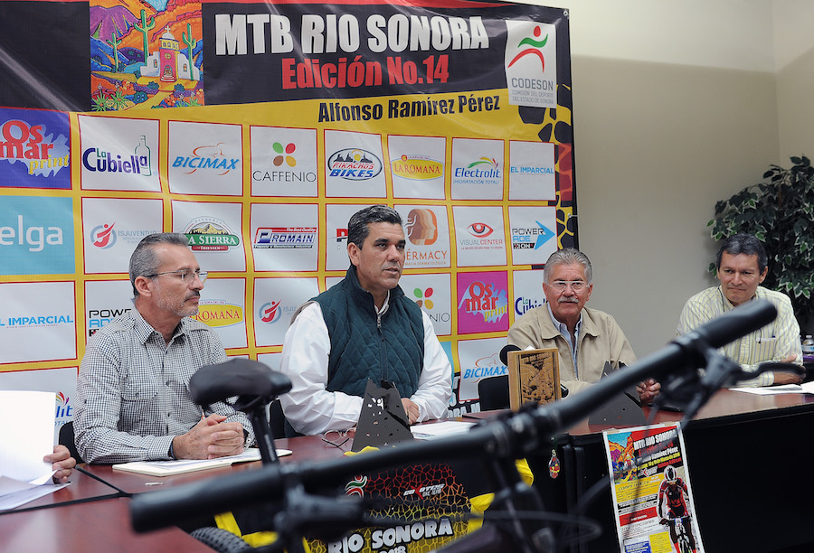 Llegá la edición 14 del MTB Río Sonora
